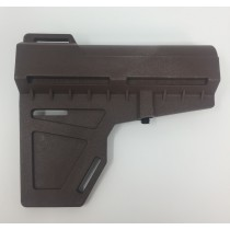 SHOCKWAVE BLADE PISTOL STABILIZER - BROWN