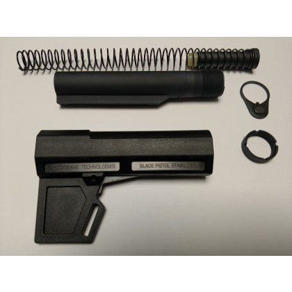 KAK SHOCKWAVE 2.0 PACKAGE - BLACK