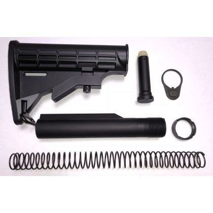 6 POSITION M4 CARBINE STOCK ASSEMBLY