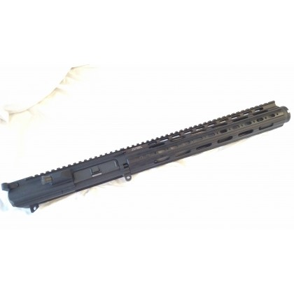 """McClane V2"" 308 WIN 10.5 CARBINE S-SLIM FLASH CAN UPPER"