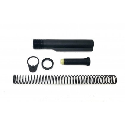 AR-15 Carbine Buffer Tube Kit Mil-Spec